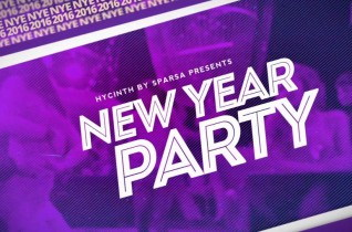 Hycinth New Year Party 2016 Promo